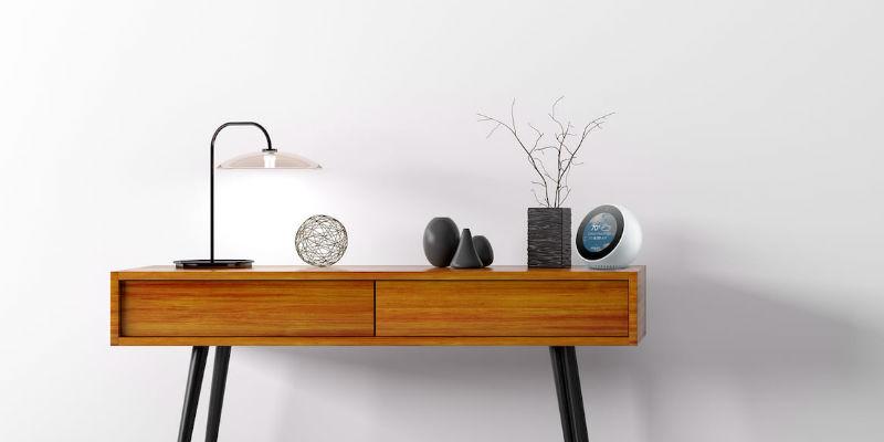 Echo Spot Alexa Alarm Clock