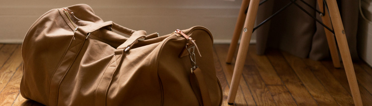 The 9 best duffle bags for a weekend getaway