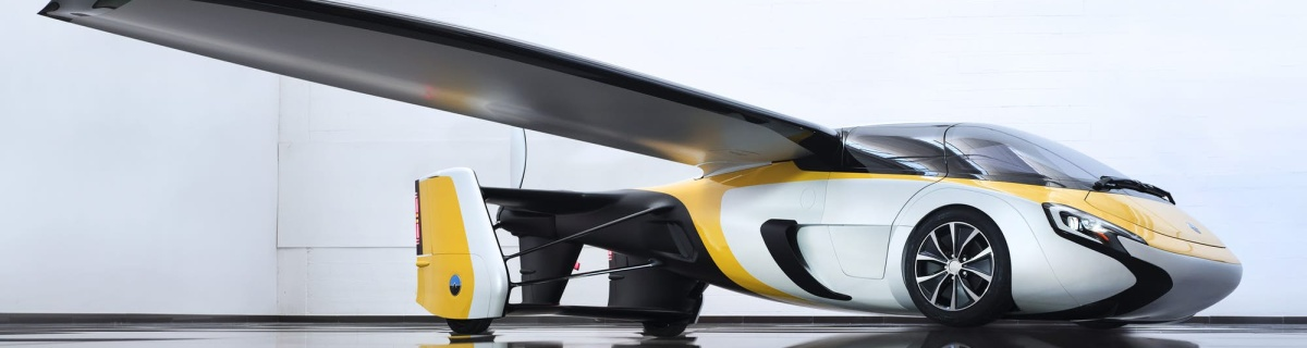 3 flying cars you can pre-order now