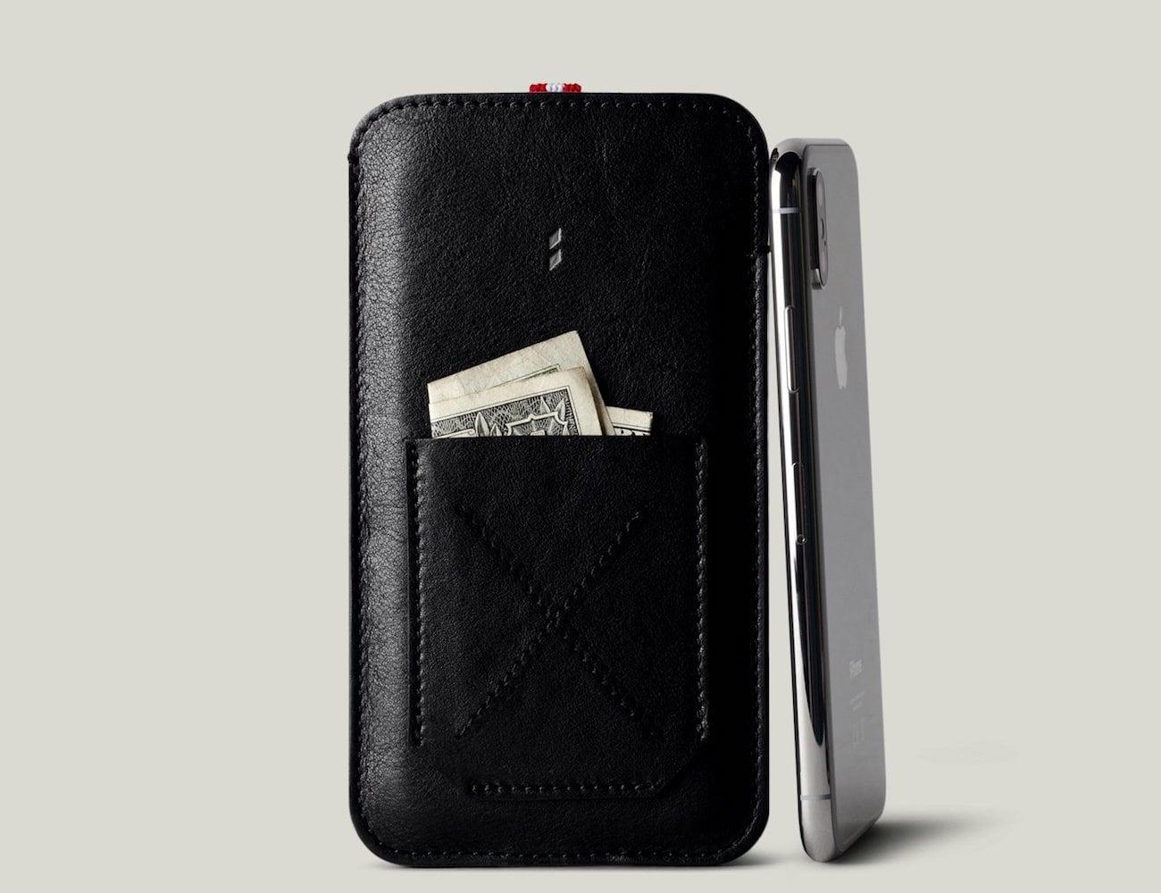 hardgraft Slim Pocket iPhone Case