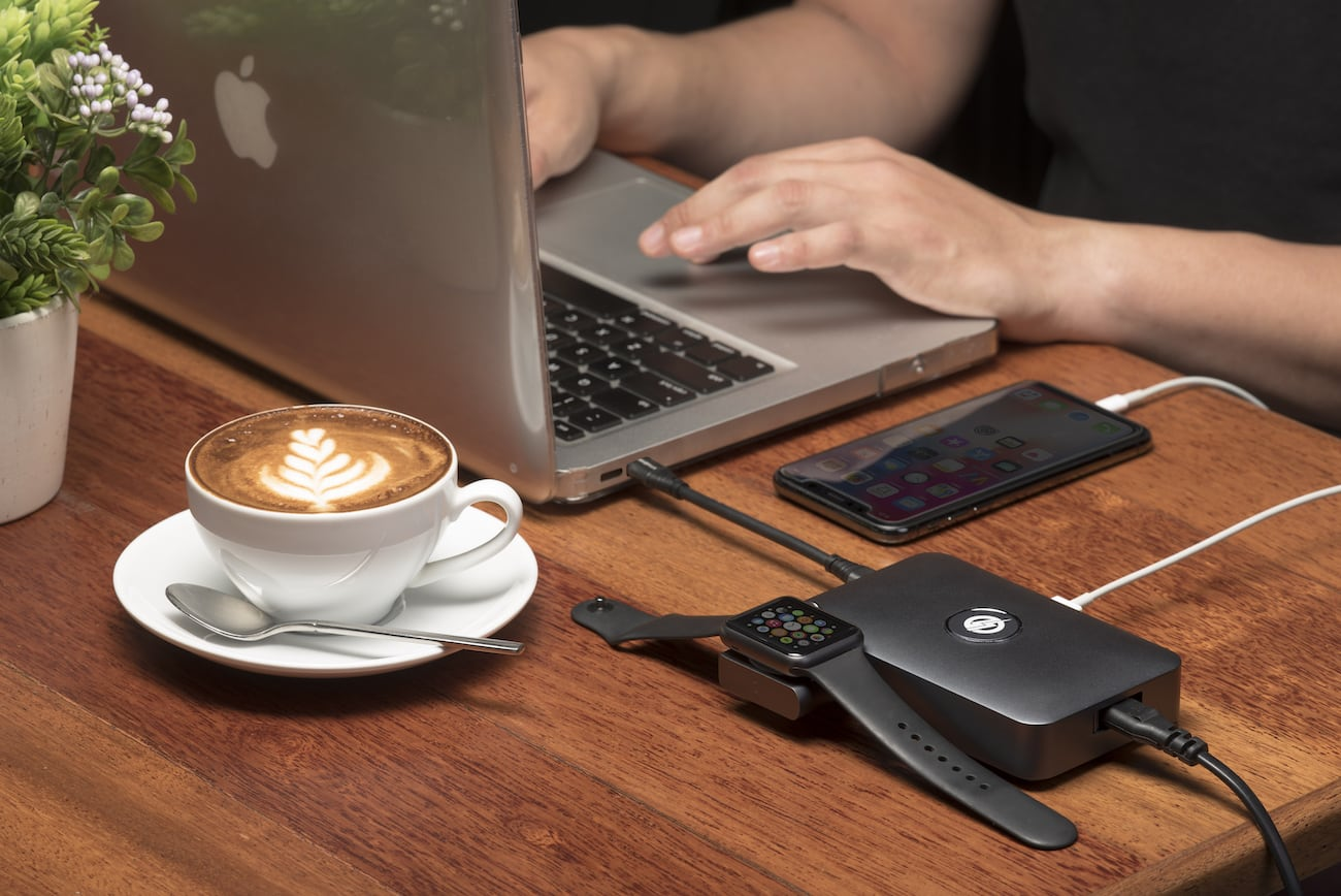 iMate Apple Charging Hub