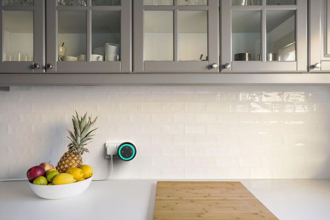 i-box Ellipsis Alexa-Enabled Smart Speaker