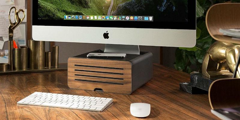 HiRise Pro iMac Stand