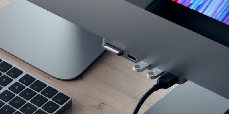 iMac Clamp Hub Pro