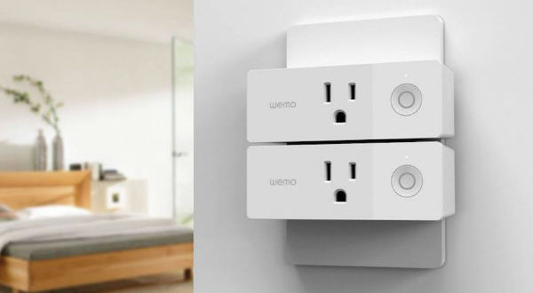5 Smart plugs to control your electronics from afar