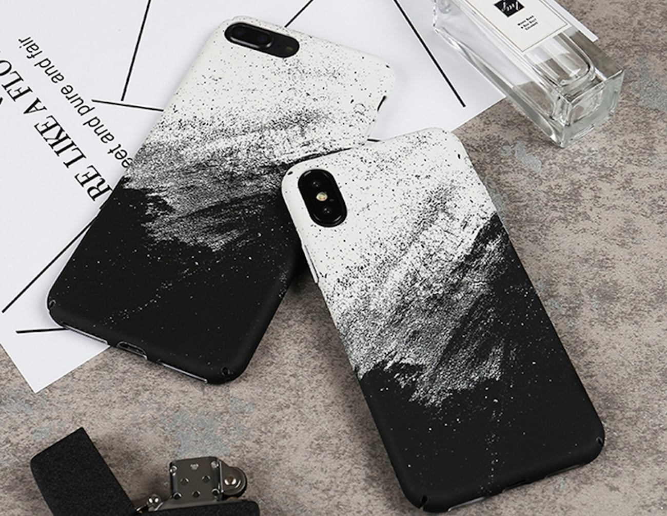 Abstract Graffiti iPhone Case looks like a work of art