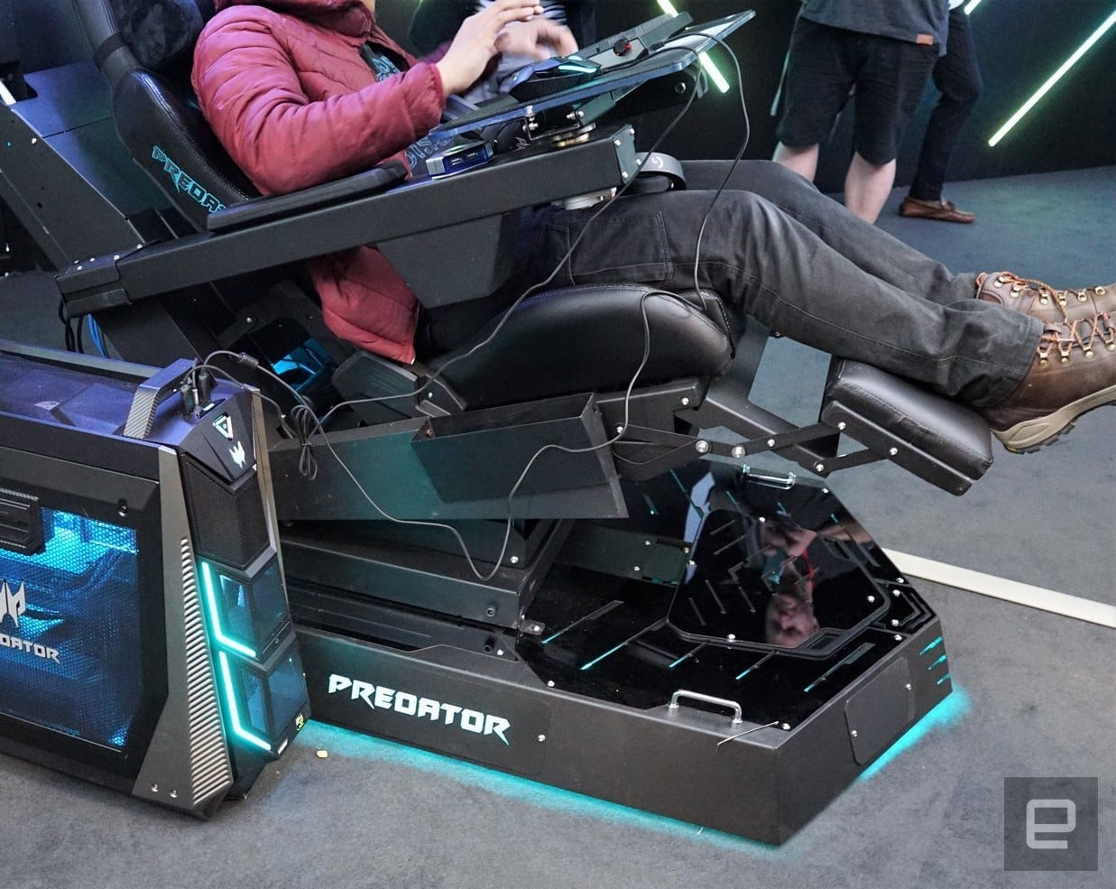 Acer Predator Thronos Gaming Cockpit » Gadget Flow