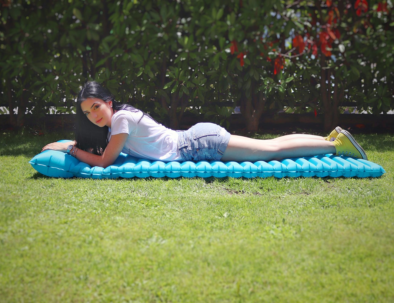 Airmeup Outdoor Inflatable Mattress