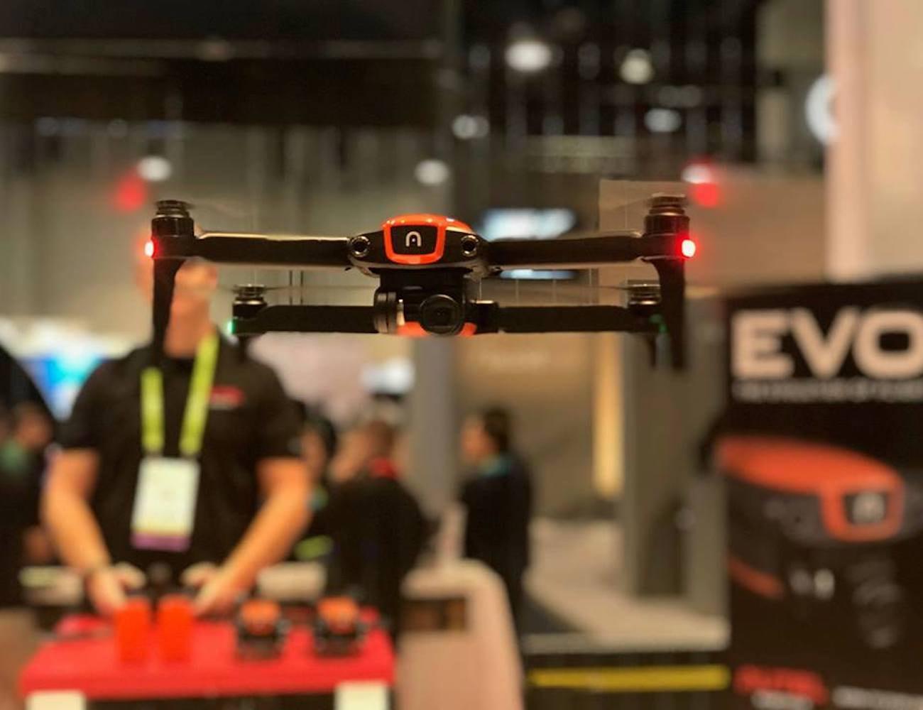 Autel Robotics EVO Compact Foldable Drone