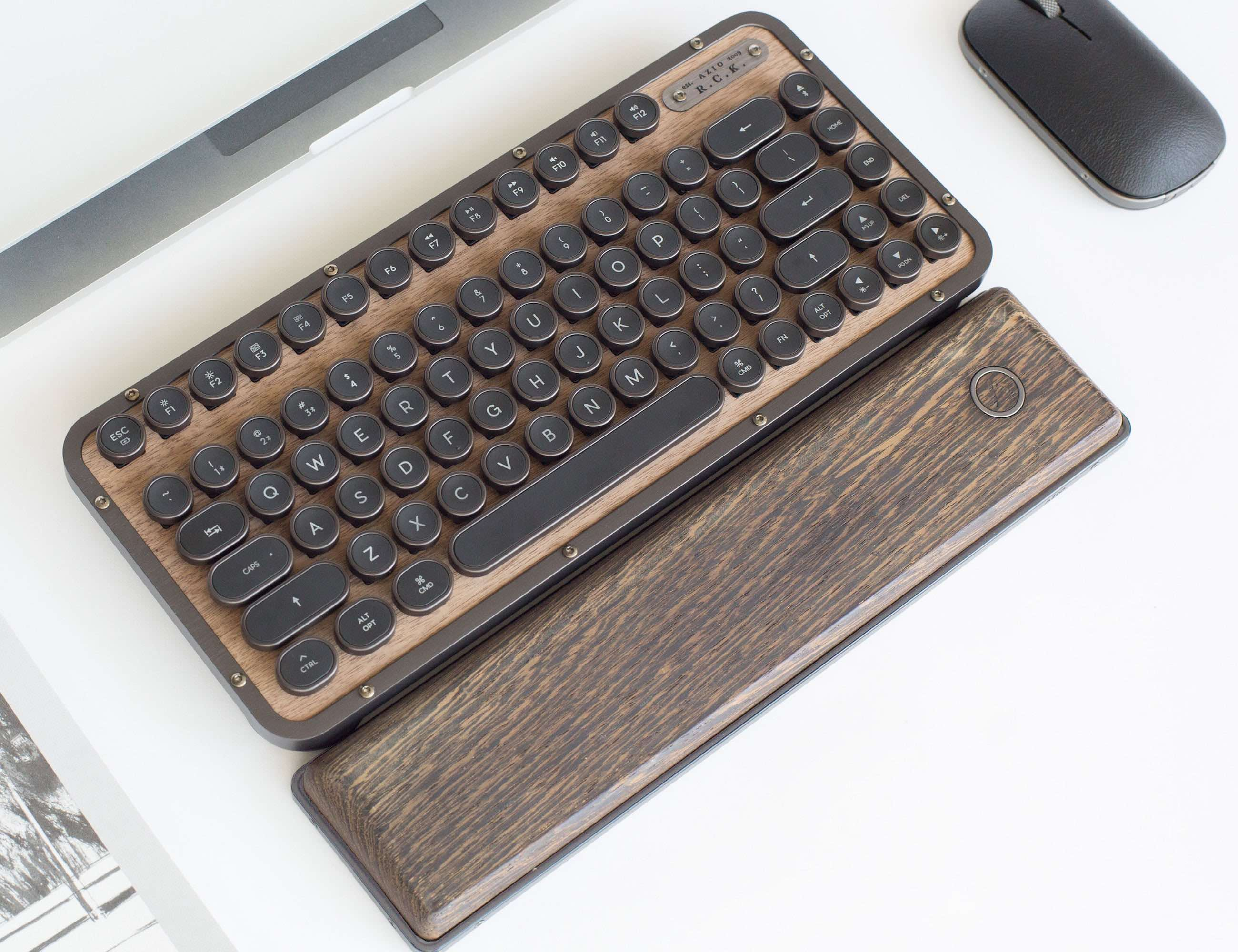 Azio Retro Compact Mechanical Keyboard