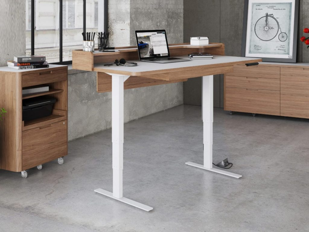 BDI+Furniture+Kronos+6752+Lift+Standing+Desk