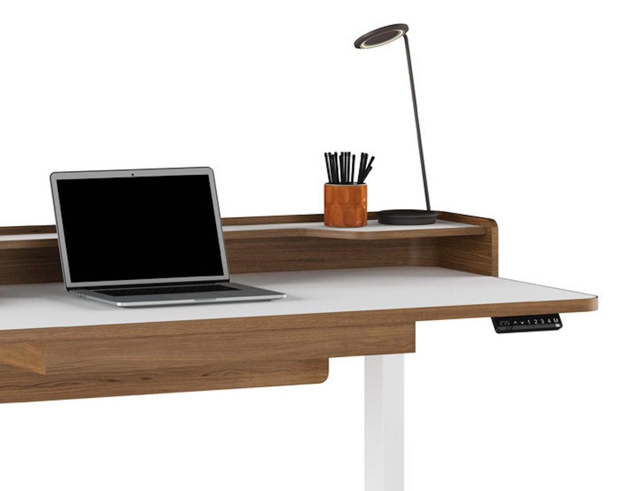 Bdi Furniture Kronos 6752 Lift Standing Desk Gadget Flow