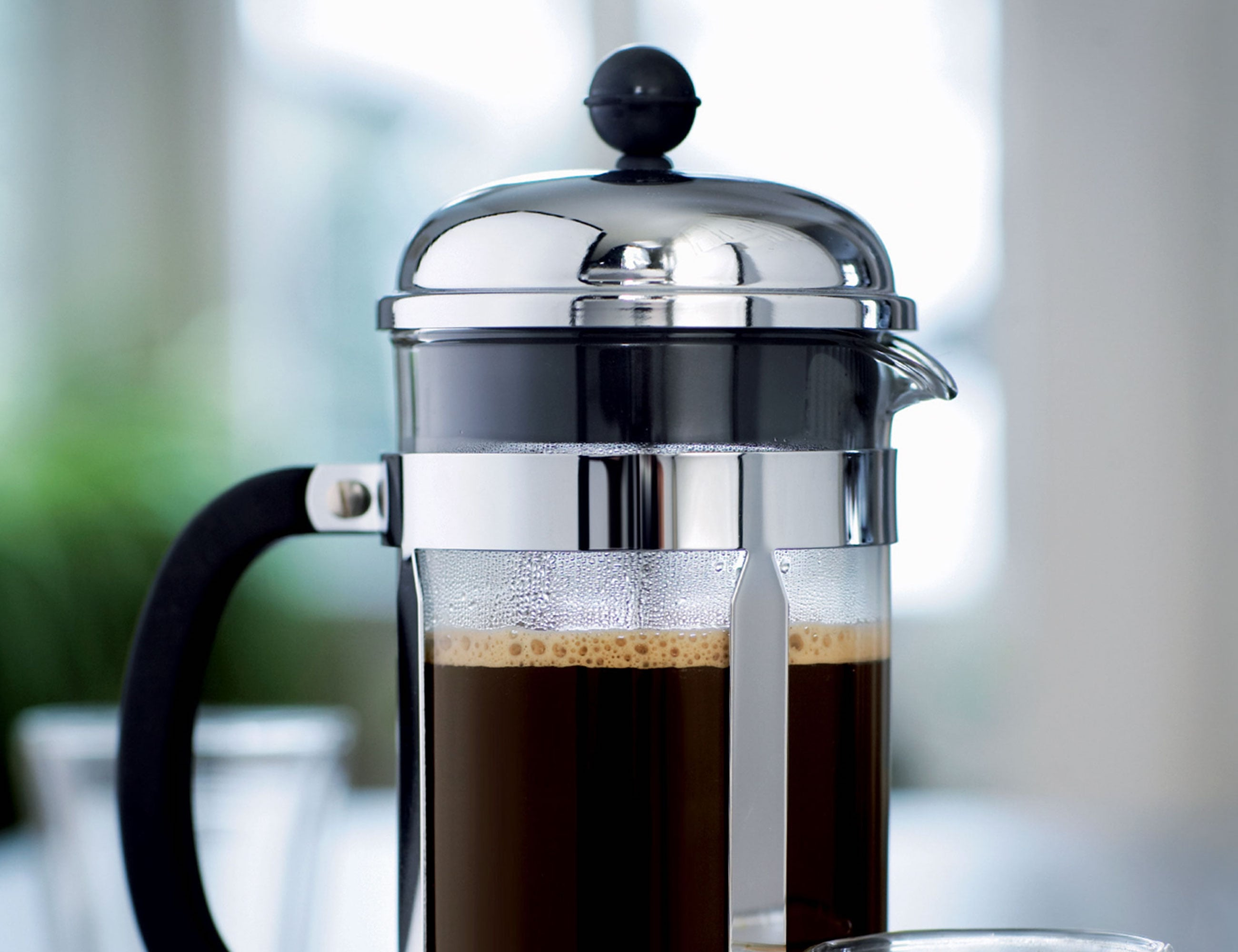 how to use a bodum