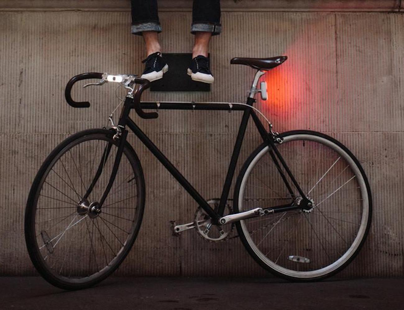 Beryl Burner LED Bike Light Set