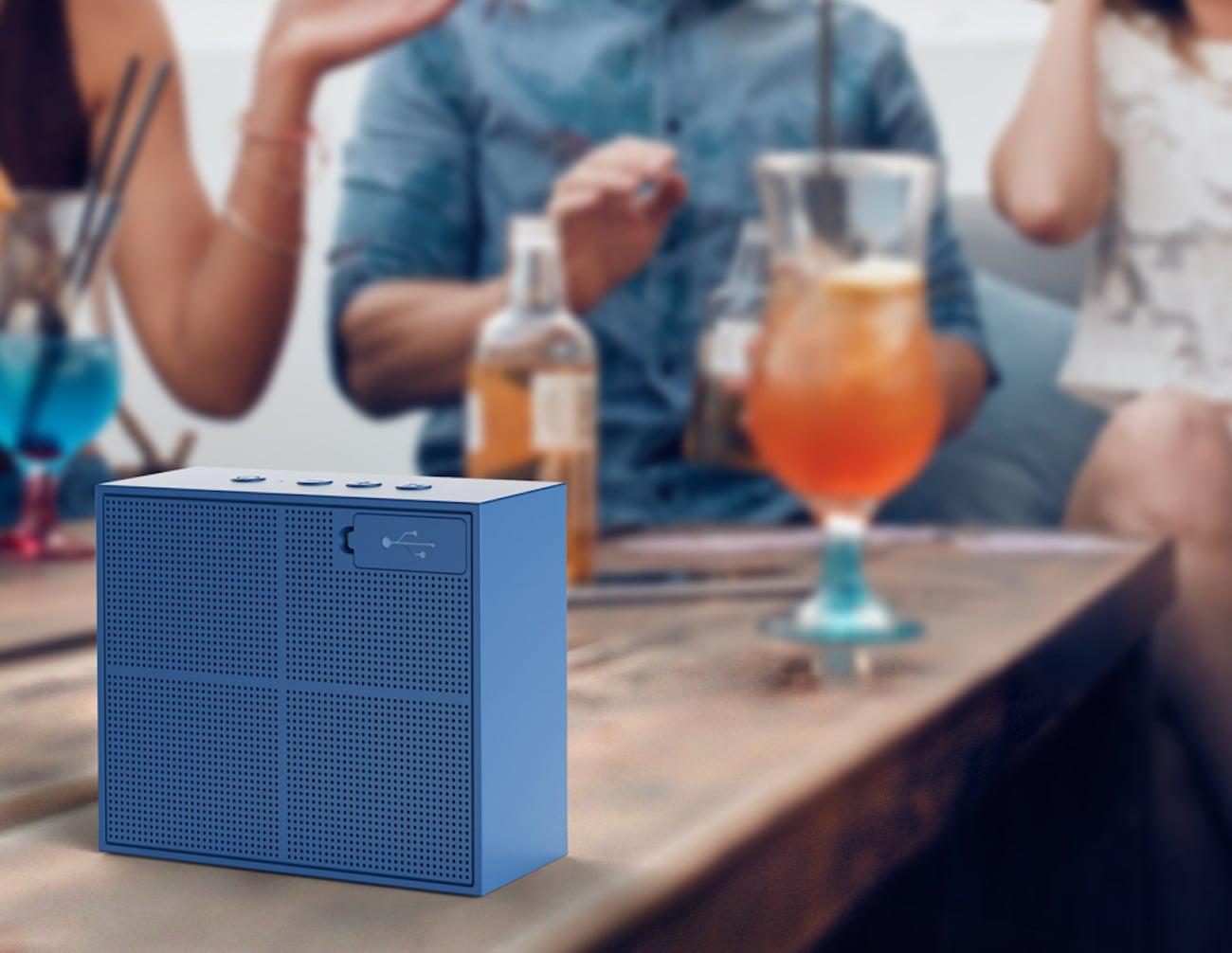 Box Wireless Bluetooth Speaker