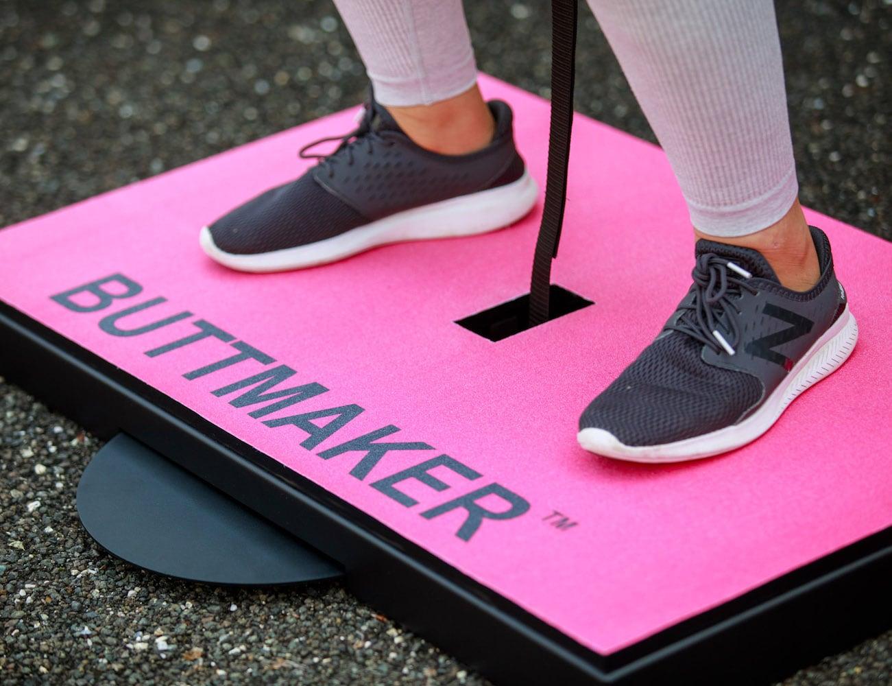 Buttmaker Eccentric Butt Workout Device