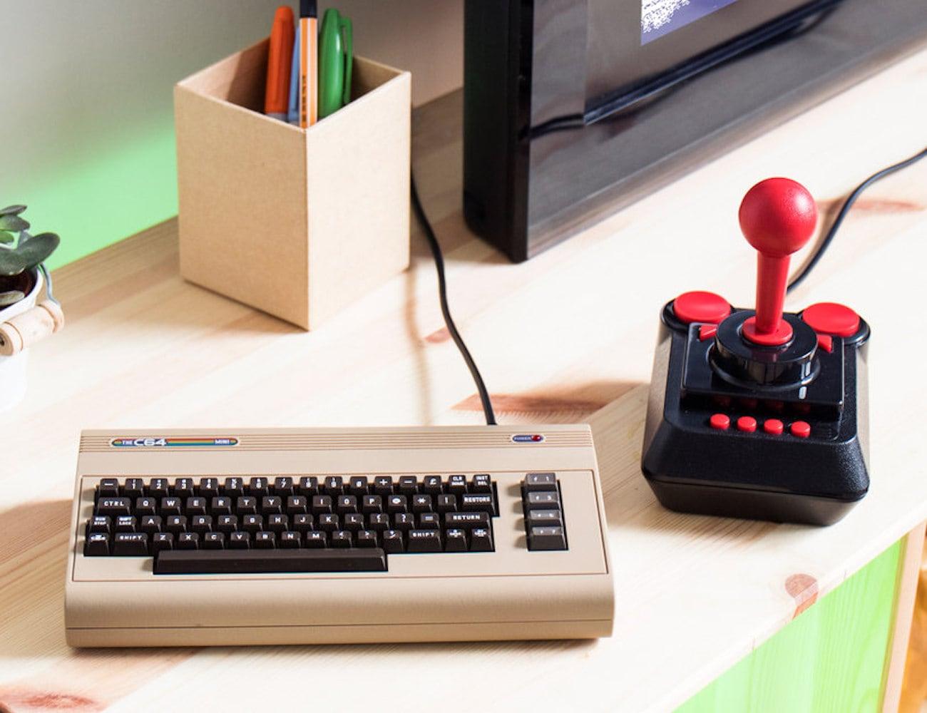 Commodore 64 Mini Retro Games System