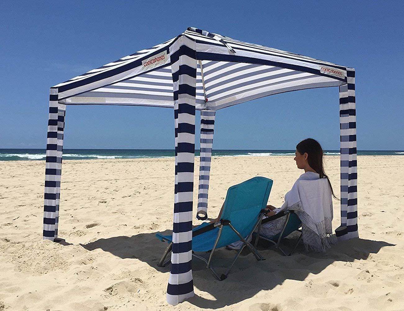 CoolCabanas 3 Compact Sun Shelter