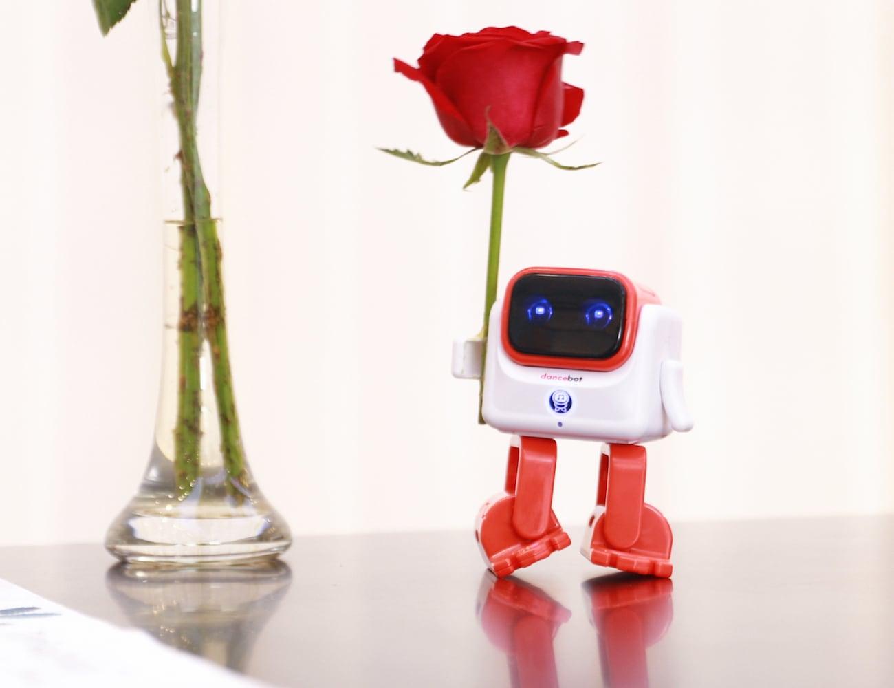 Dancebot Smart Dancing Robot Speaker