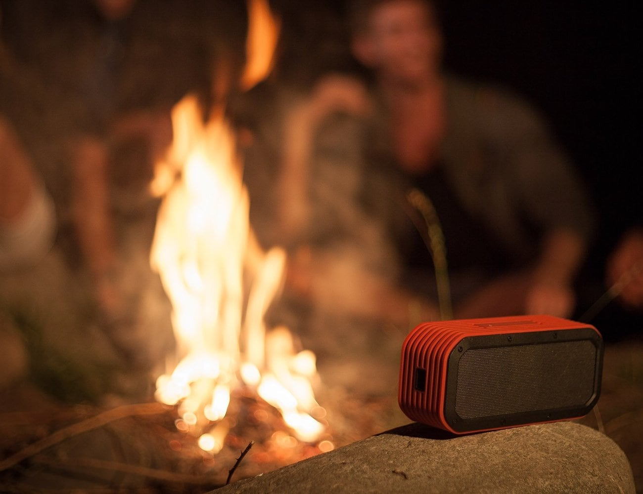 Divoom Voombox Power Premium Rugged Portable Speaker