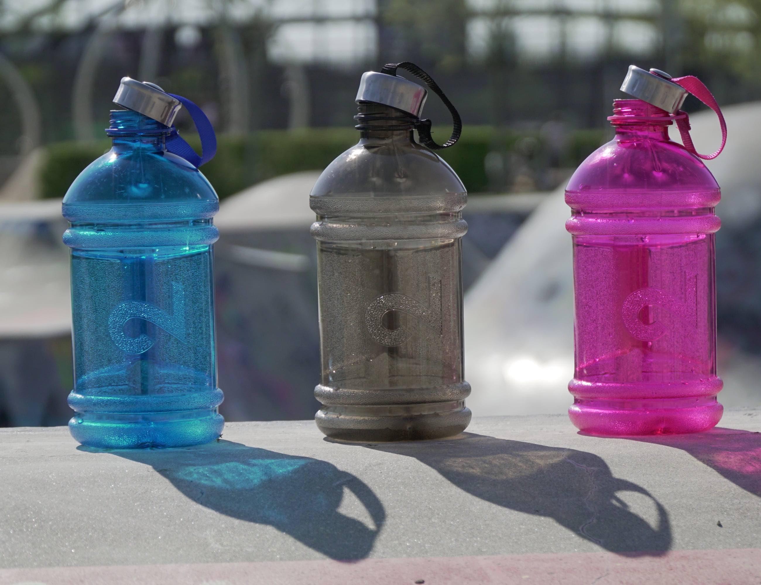 Dual Bottle V2 Daily Water Tracker Bottle