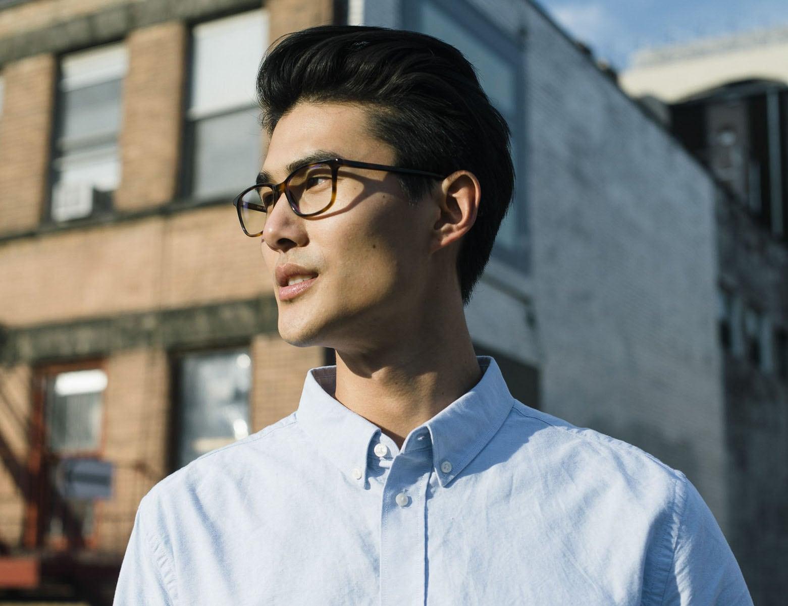 Felix Gray Blue Light Eyeglasses