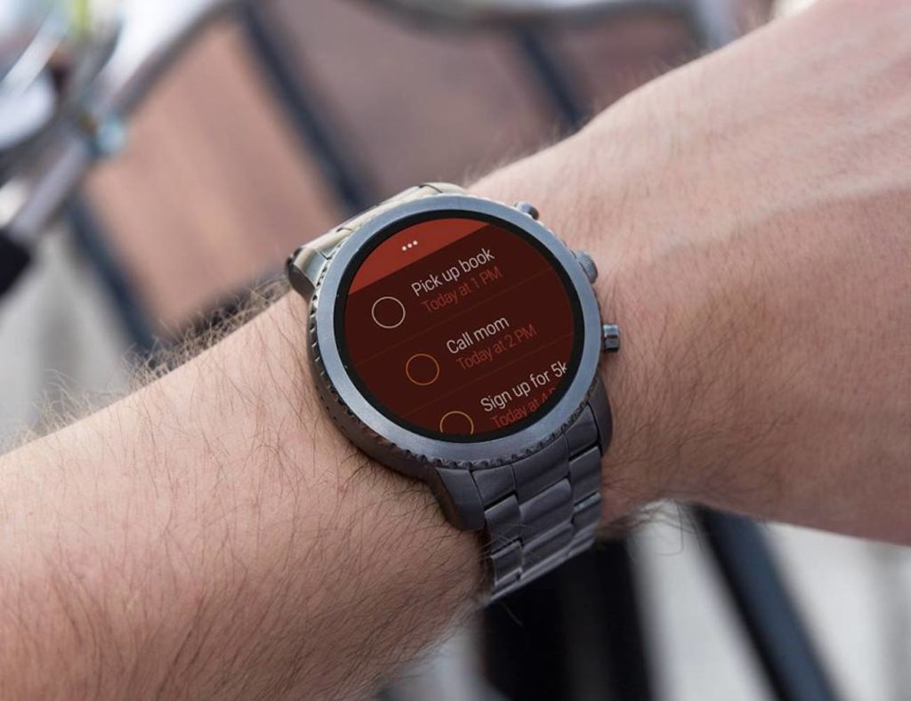 Fossil+Gen+4+Heart+Rate+Tracking+Smartwatches