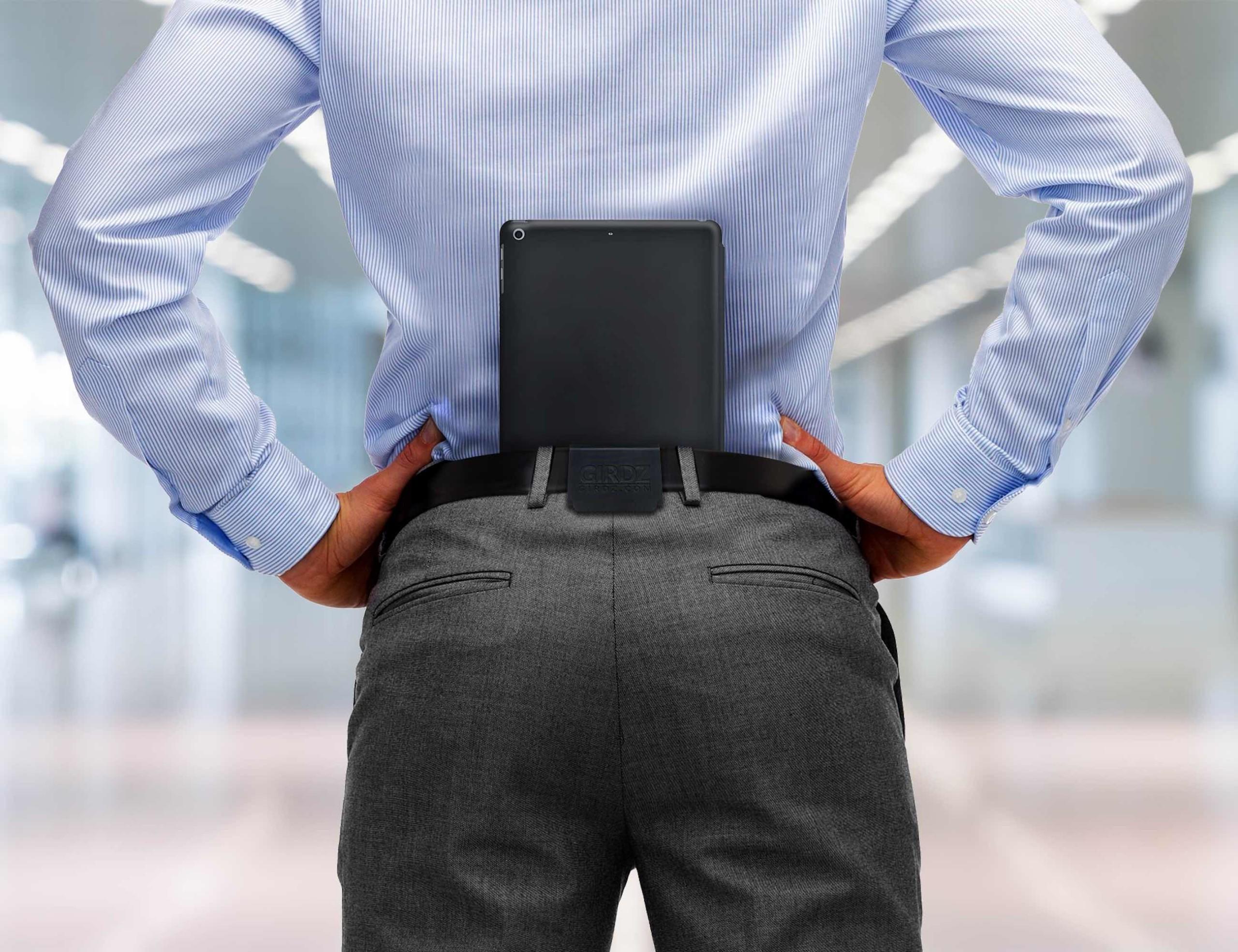 GIRDZ Hands-Free Tablet Holster