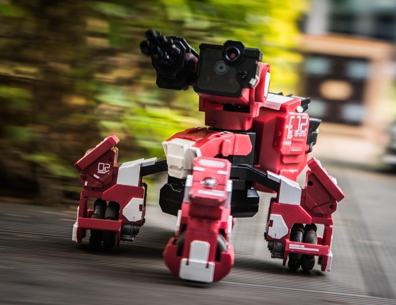 GJS Robot GEIO FPS Battle Bot