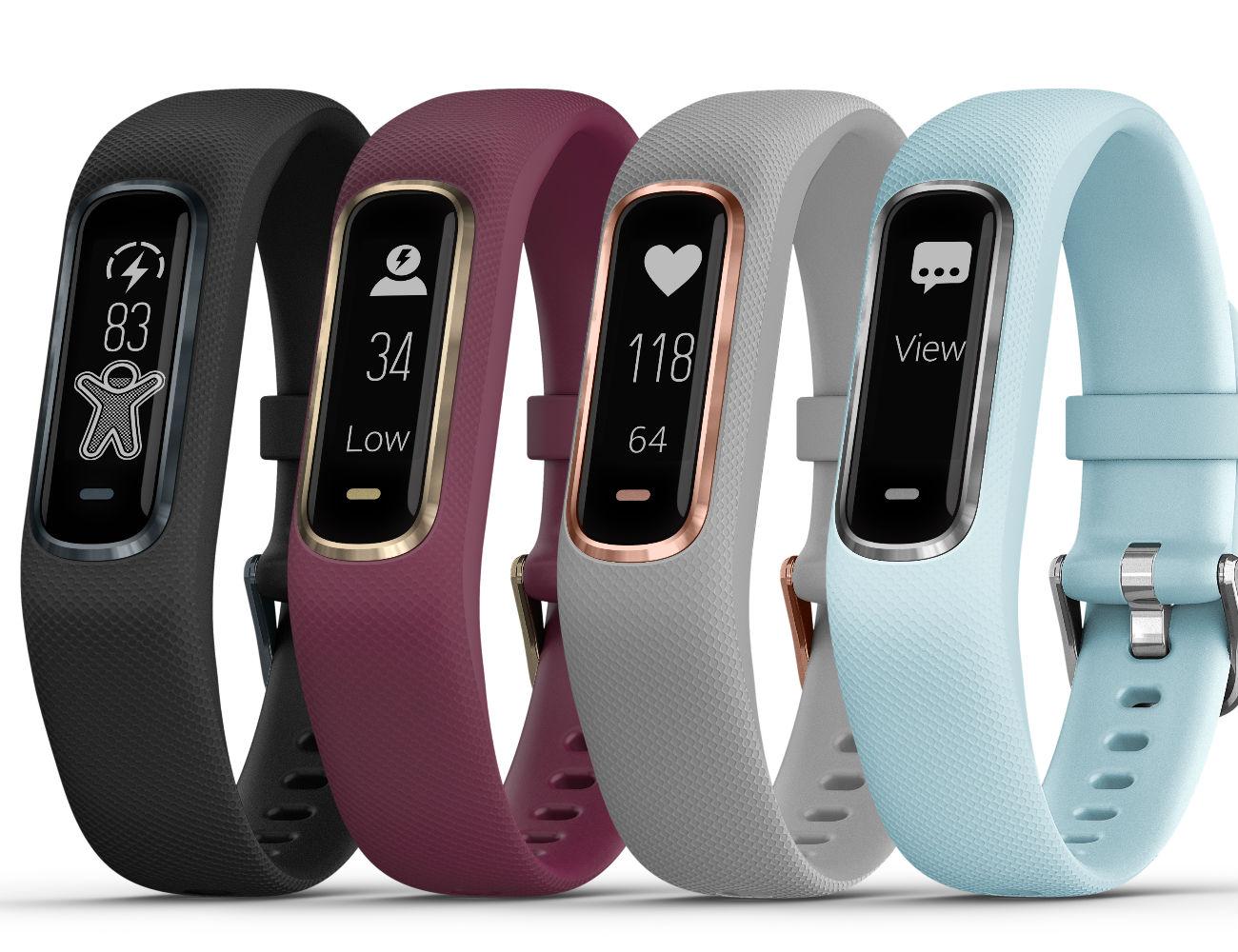 Garmin Vivosmart 4 Activity Tracker