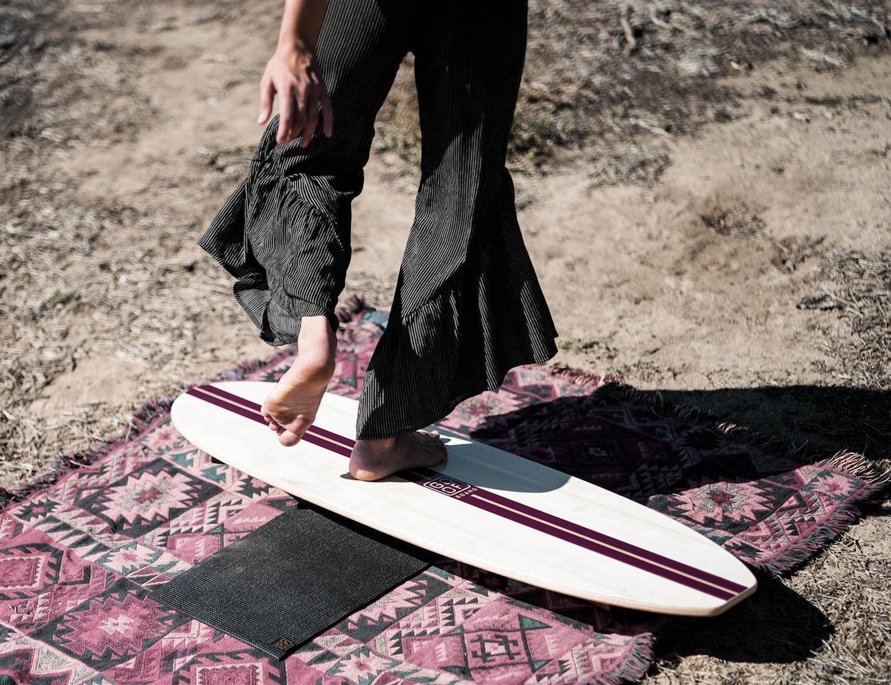 GoofBoard Surfing Balance Board