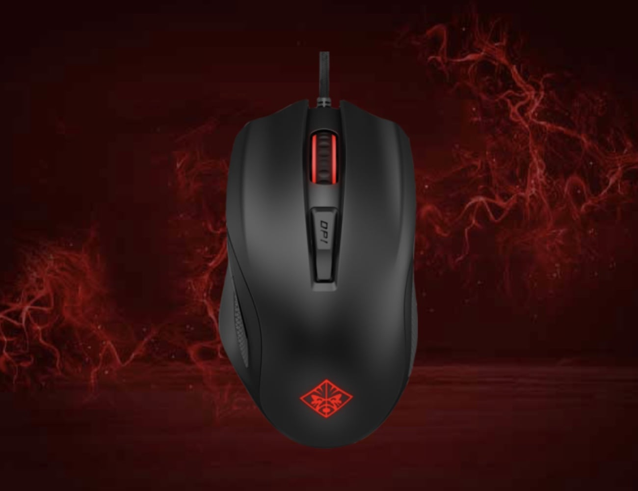 Want better precision? Upgrade to the new HP OMEN gaming mouse