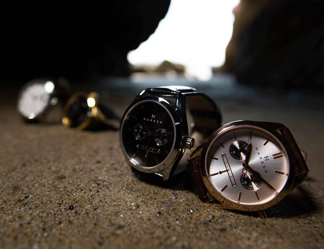 Harker Watches Limited Edition Timepieces