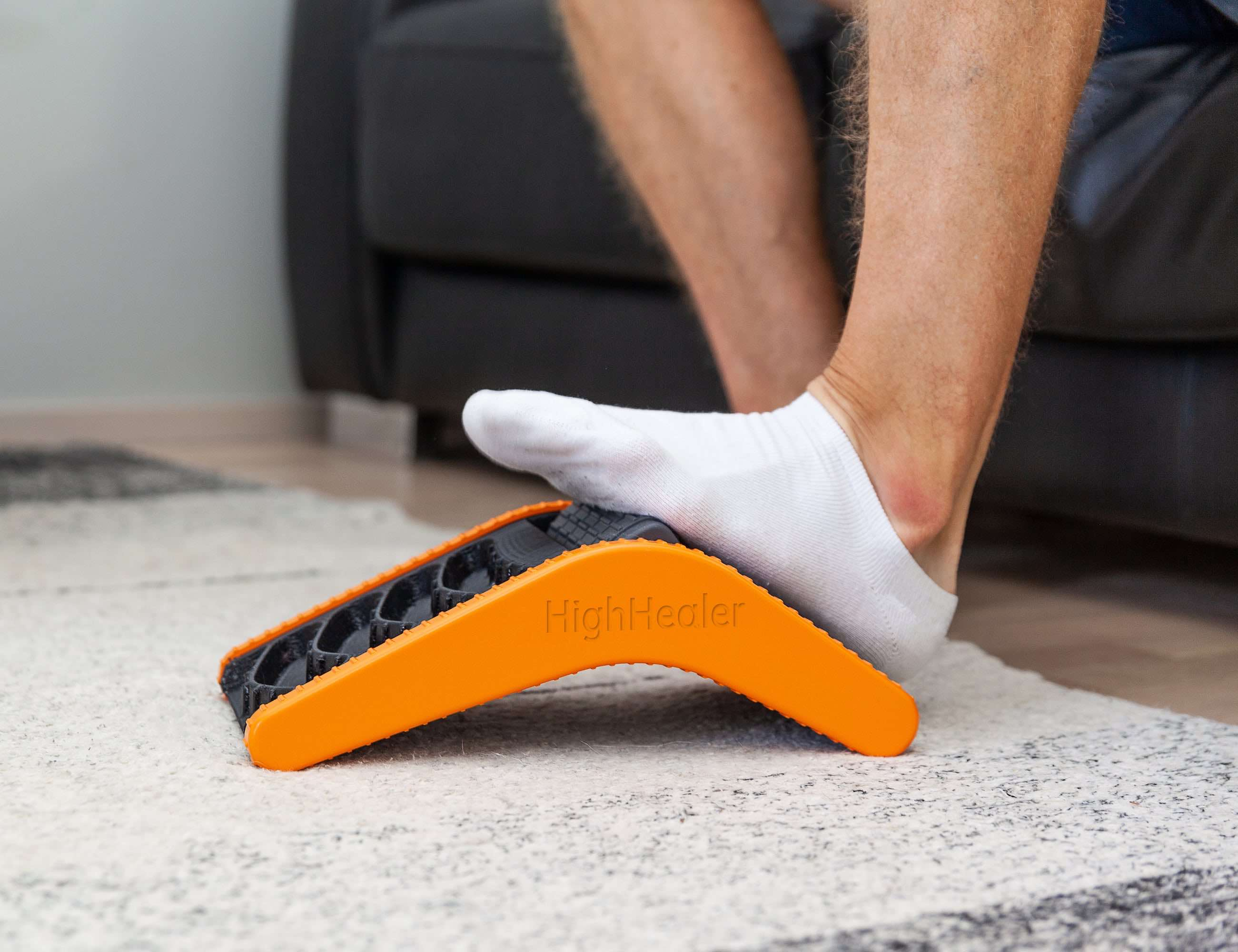 HighHealer Portable Foot Therapy Device