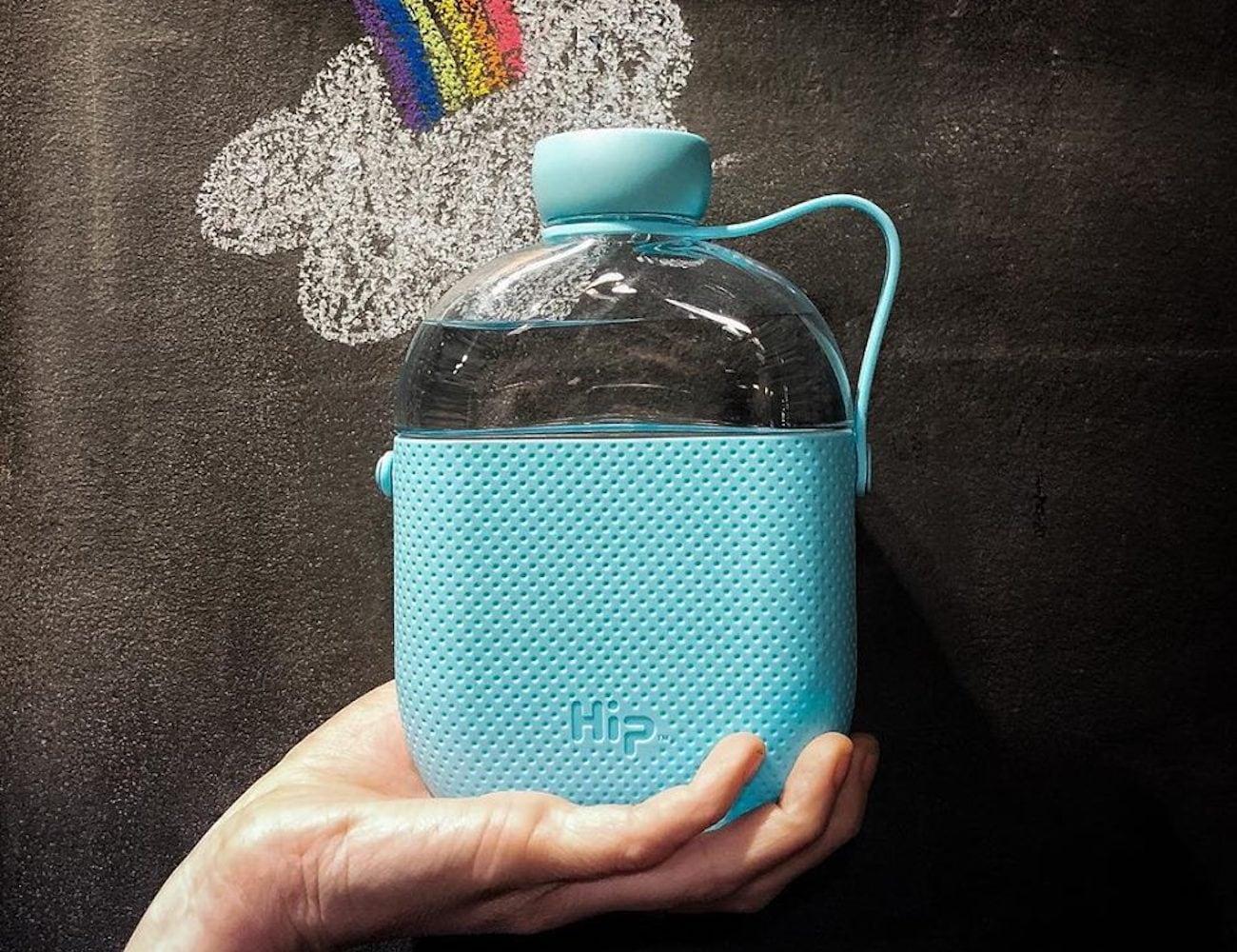 Hip Flask Water Bottle