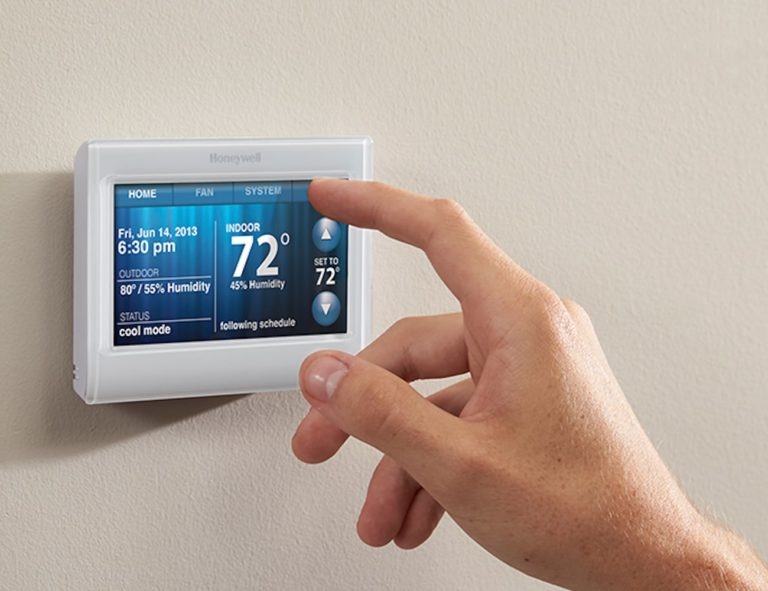 Honeywell+Wi-Fi+9000+7-Day+Programmable+Thermostat