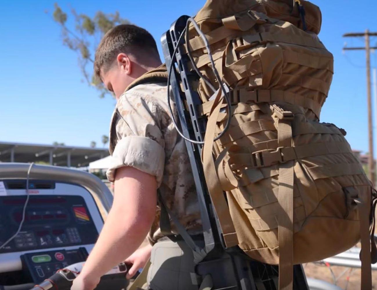 Image result for HoverGlide Ultra Lightweight Floating Backpack gif