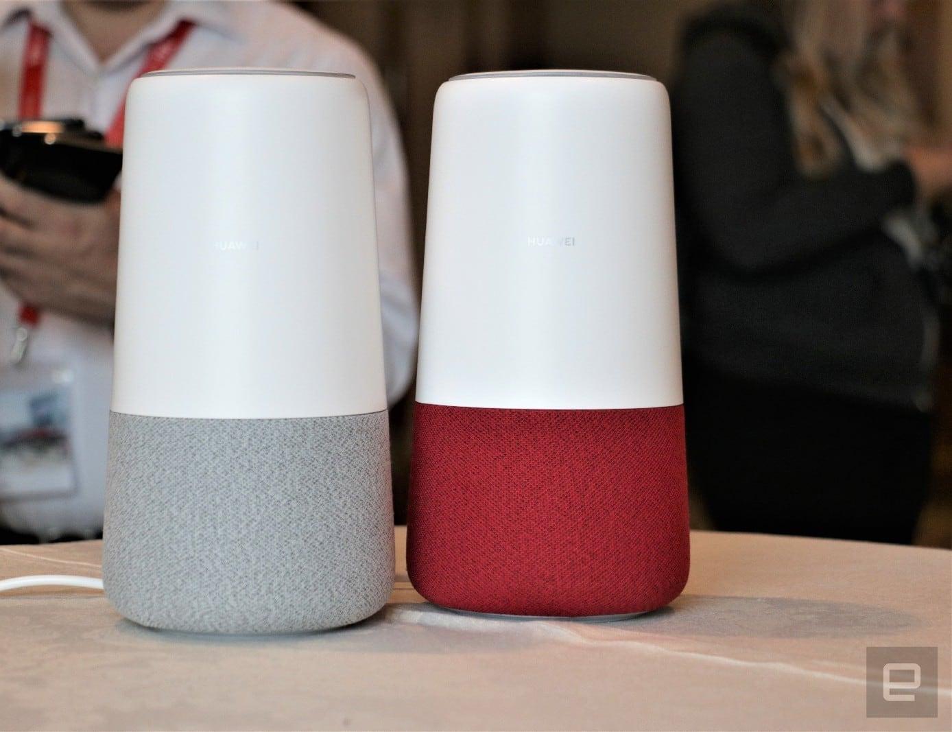 Huawei AI Cube Alexa Smart Speaker