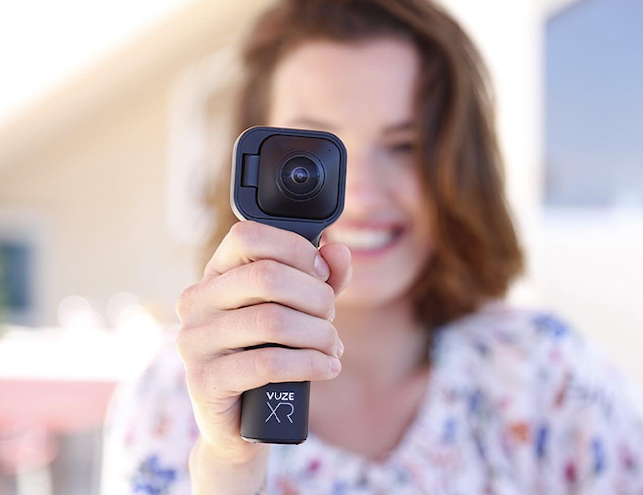 Humaneyes Vuze XR 360 and VR180 Camera