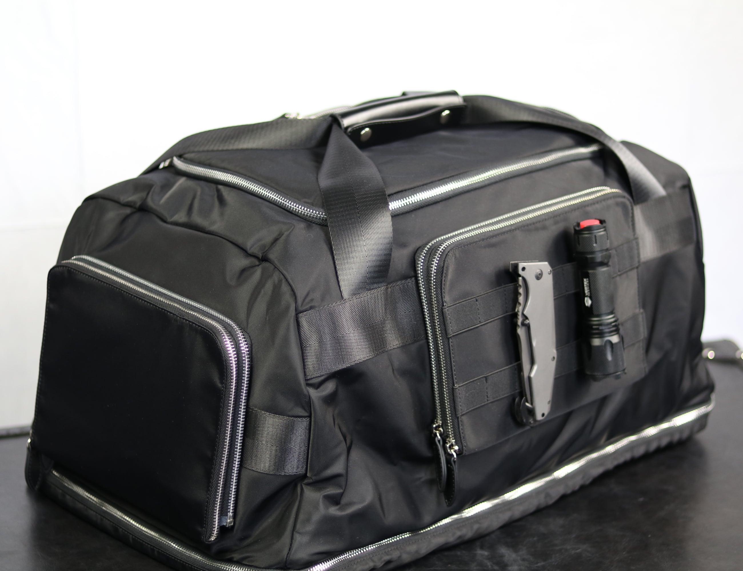 IMPEL Customizable Travel Duffel Bag