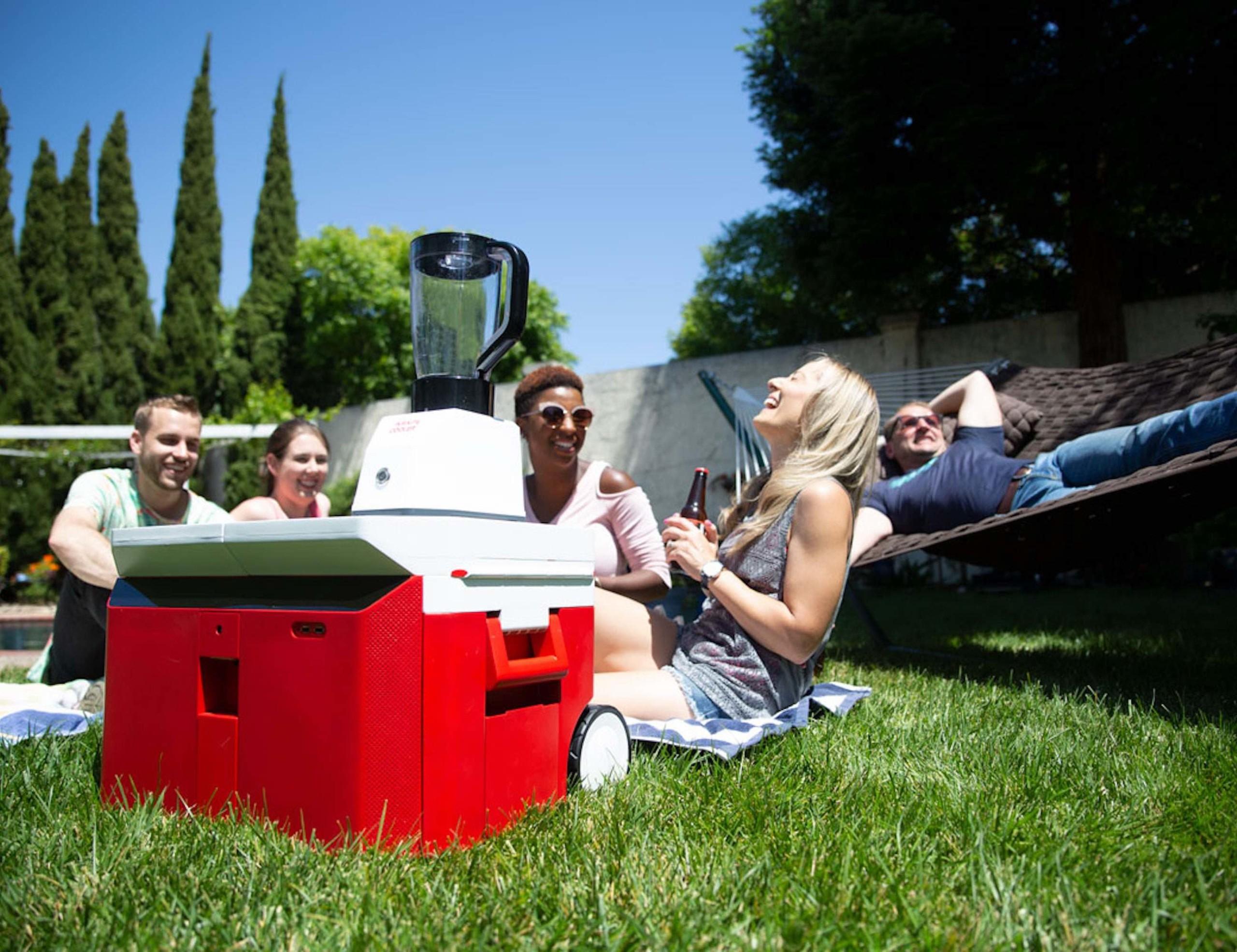 Infinite Versatile Smart Cooler