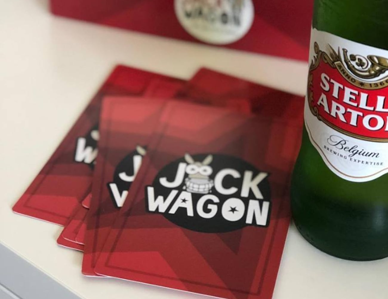 Jackwagon Deranged Strategic Party Game