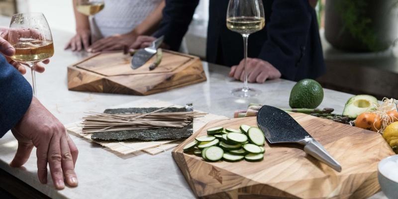 SHIROI HANA es la mejor colección de cuchillos japoneses