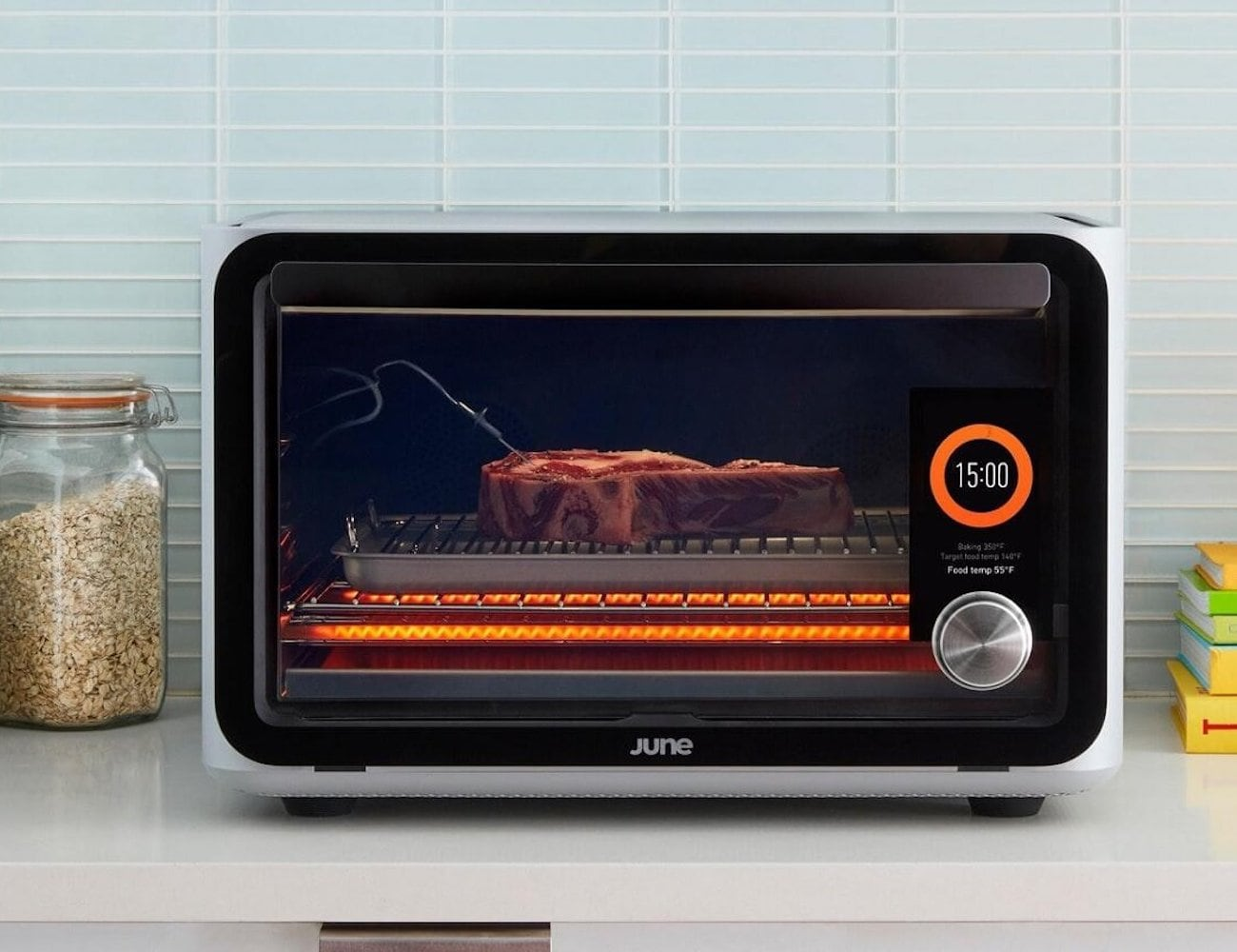 June Oven Intelligent Countertop Oven 187 Gadget Flow