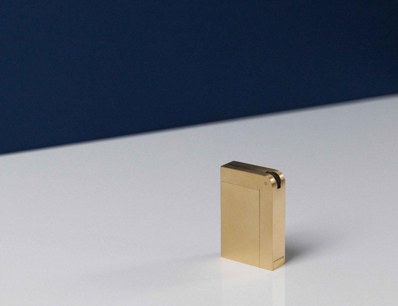 KNNOX Luxury Brass Lighter