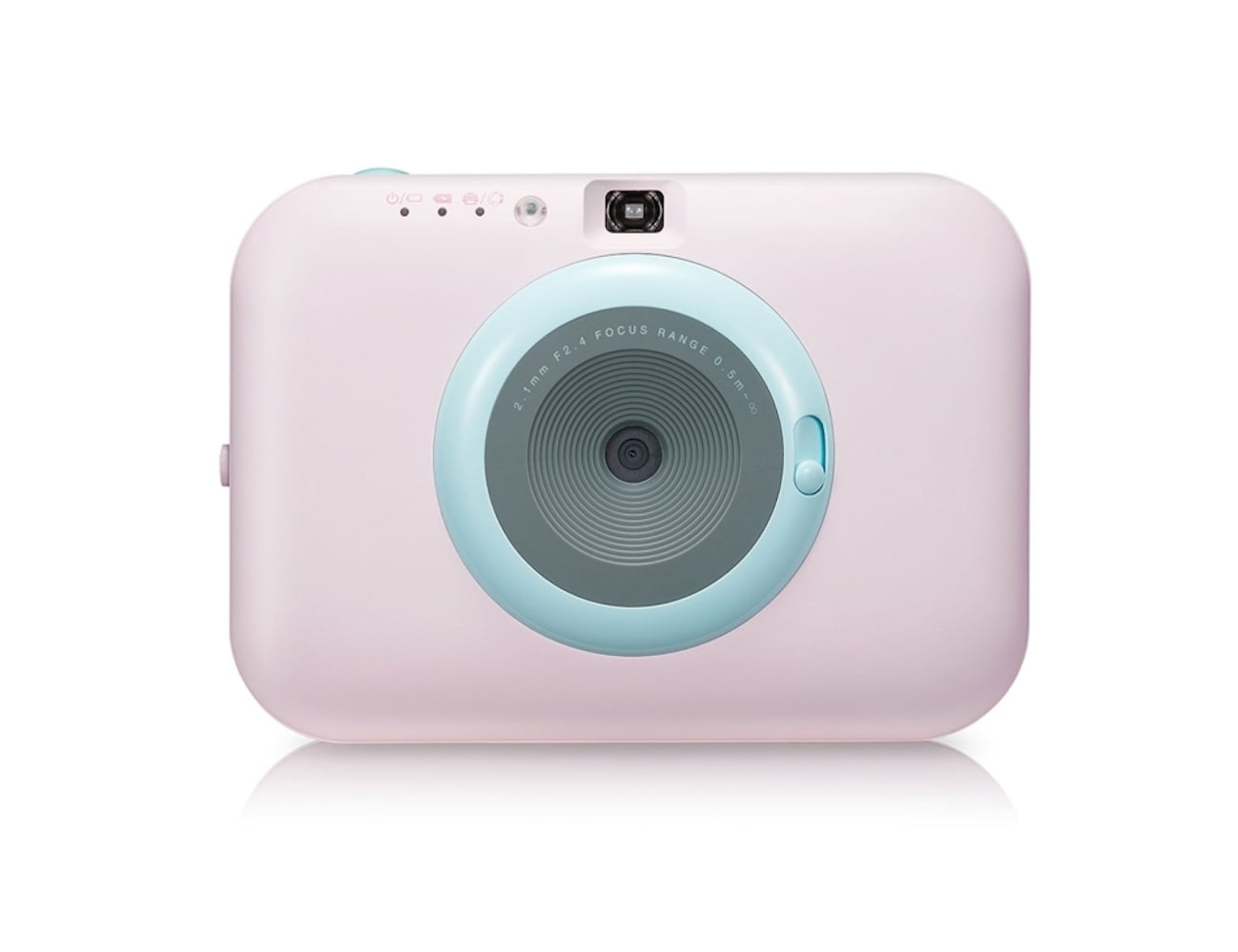 LG Pocket Photo Snap Instant Camera