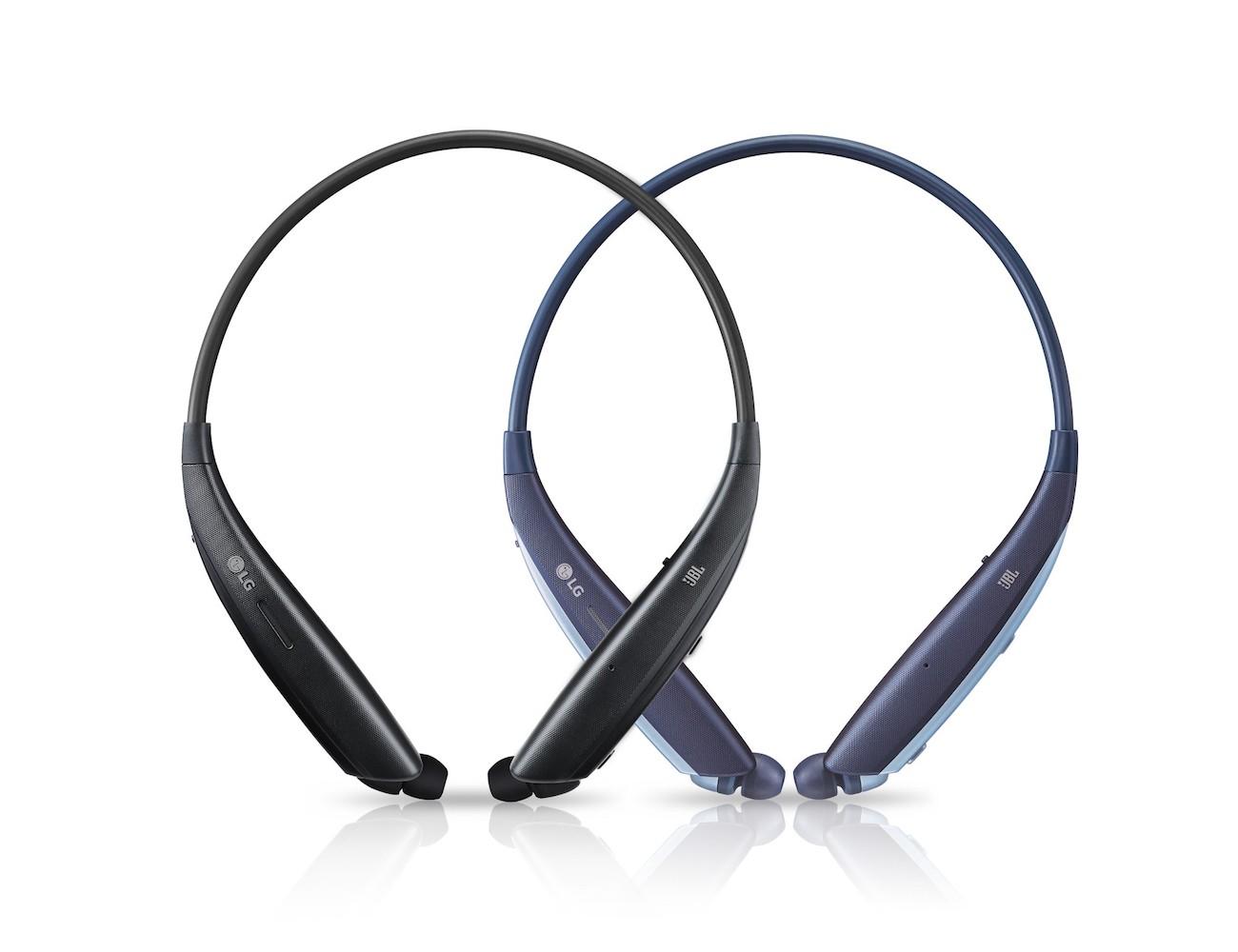 LG Tone Premium Wireless Bluetooth Headphones