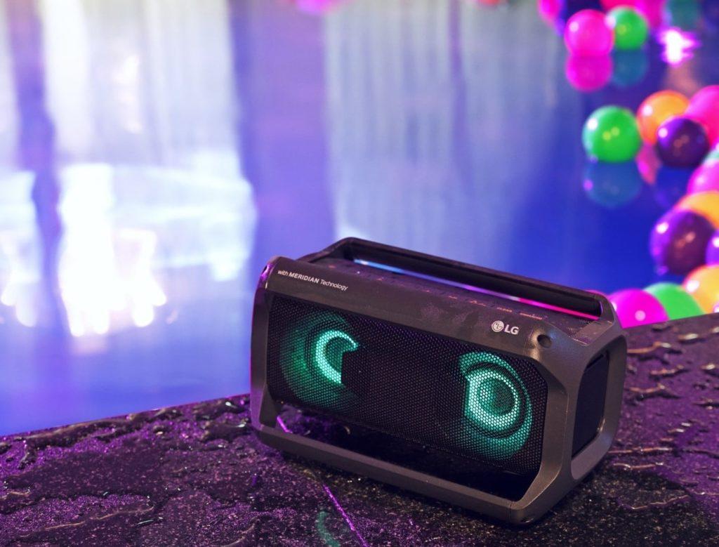 LG+XBOOM+Go+Portable+Speakers