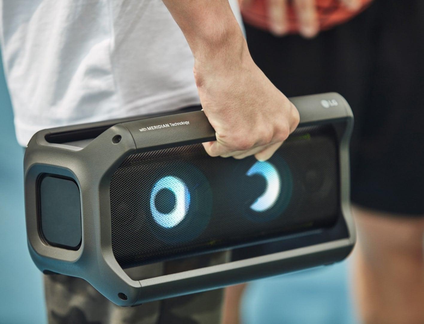 LG XBOOM Go Portable Speakers