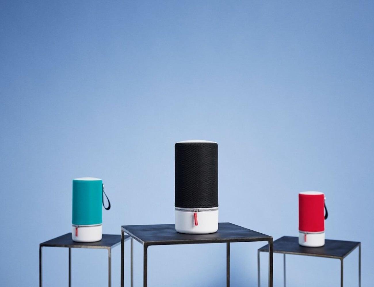 Libratone Zipp 2 Smart Portable Alexa Speakers